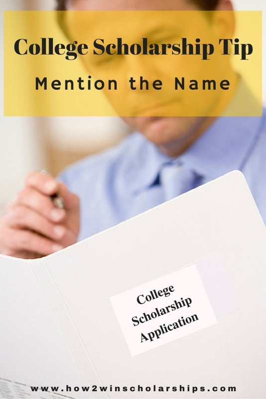 College scholarships essay help for highschool students