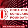 Coca-Cola Scholars Scholarship for College-Bound Students