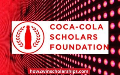Coca-Cola Scholars Scholarship Program