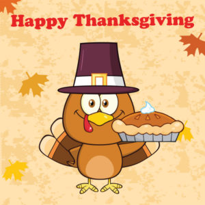 Happy Thanksgiving to my wonderful college scholarship blog readers!