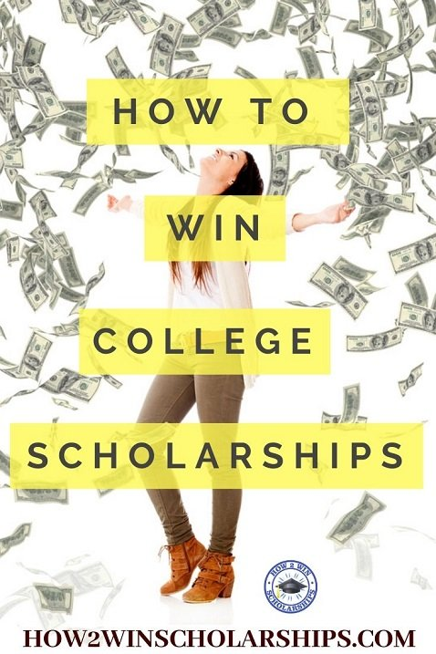 How to Win College Scholarships - This student has won 6 scholarships so far!
