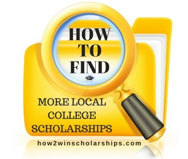 How to find more local scholarships for college