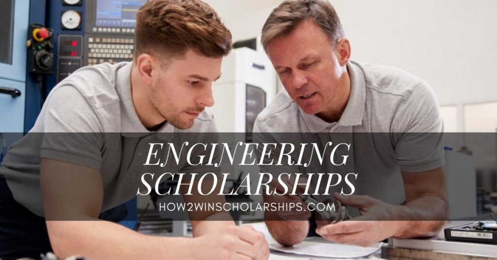 Engineering College Scholarships - Save this list!