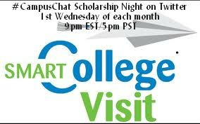 College Scholarship Night on #CampusChat!
