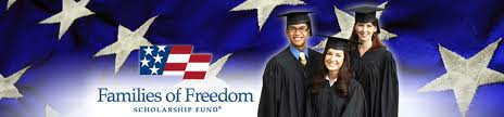 Families of Freedom Scholarship