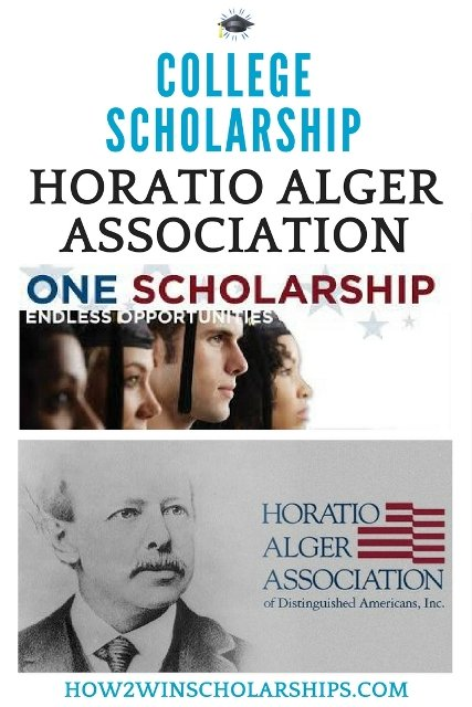 Horatio Alger College Scholarships - Apply NOW