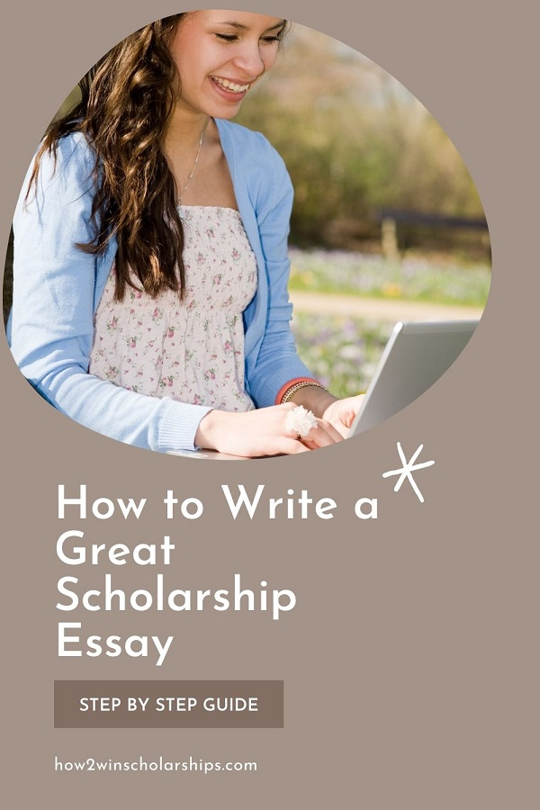 How to write a great scholarship essay - Answer the question fully