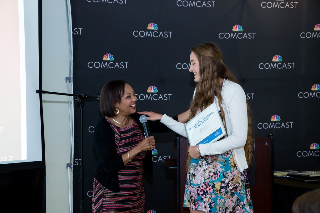 comcast leaders and achievers scholarship essay