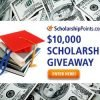 Scholarship Points - An easy way to win college scholarships? Learn the details from Monica Matthews at https://how2winscholarships.com