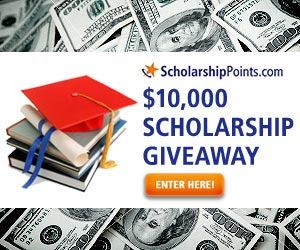 Scholarship Points - Can students win money for school with points scholarships? Find out here!