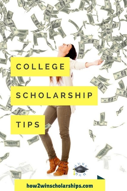 College Scholarship Tip Friday: Remember the Five P's!