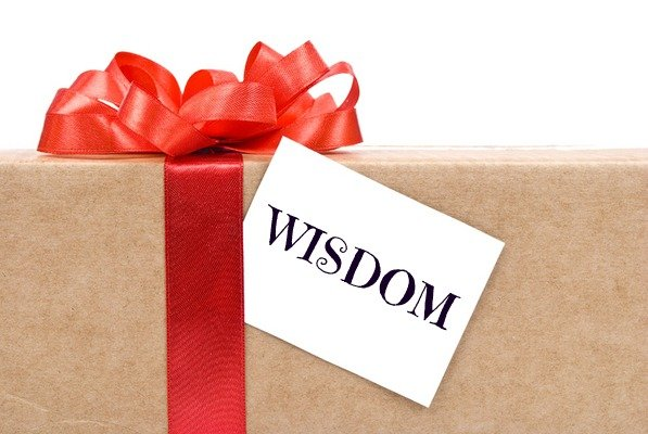Giving the gift of wisdom to the college bound