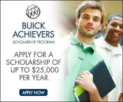 Buick Achievers College Scholarship