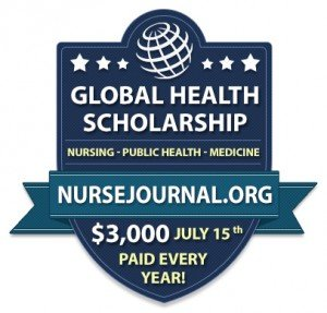 Nursejournal.org scholarship for nurses, public health and medicine careers