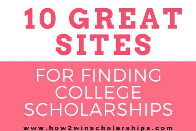 10 Great Sites for Finding College Scholarships