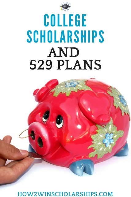 How do 529 Plans work with College Scholarships - Questions answered here!