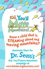 Dr. Suess Kid Youll Move Mountains College Scholarship