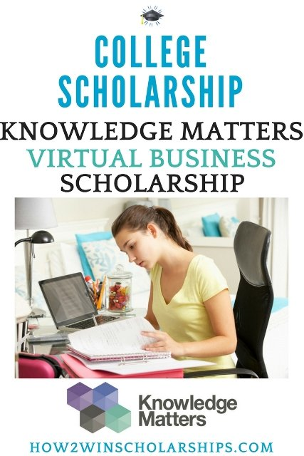 Knowledge Matters Virtual Business College Scholarship - Find winning tips here!