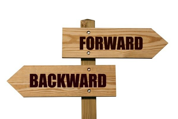 College Search Methods: Forward or Backward?