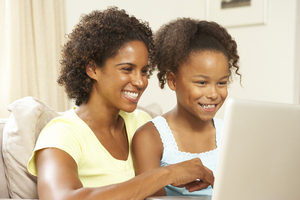 Moms can help their students win college scholarships. Find out how here!
