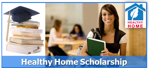 healthy home college scholarship
