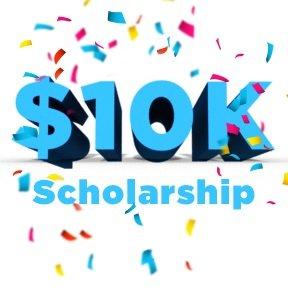 10K college scholarship NO ESSAY