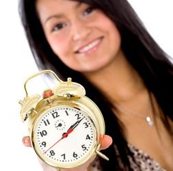 College Scholarship Tip:  Make Minutes Matter