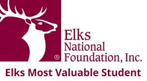 Elks Most Valuable Student College Scholarship
