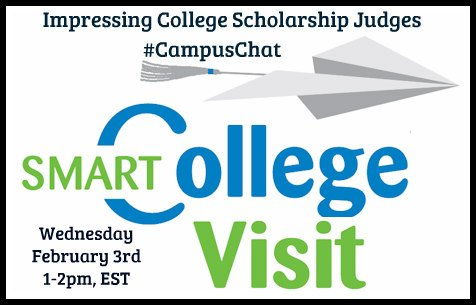 #CampusChat 2-3 Impressing College Scholarship Judges