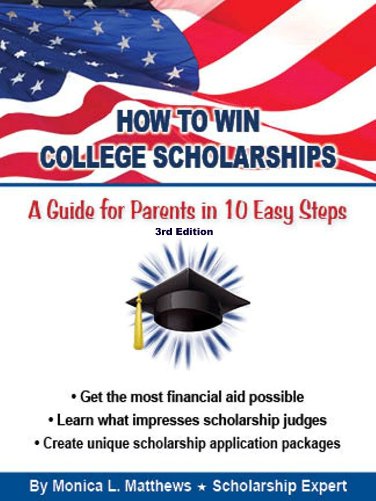 Updated College Scholarship Guide - Let the #ScholarshipMom show you or your student how to win money for college! #scholarships #college