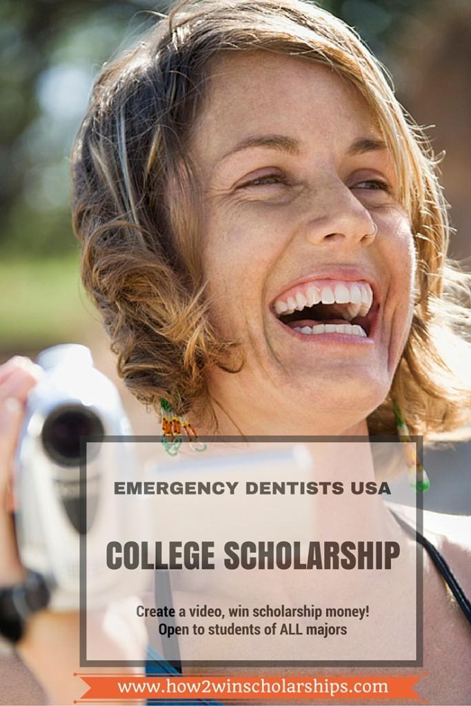 Emergency Dental USA College Scholarship with winning tips from Monica Matthews