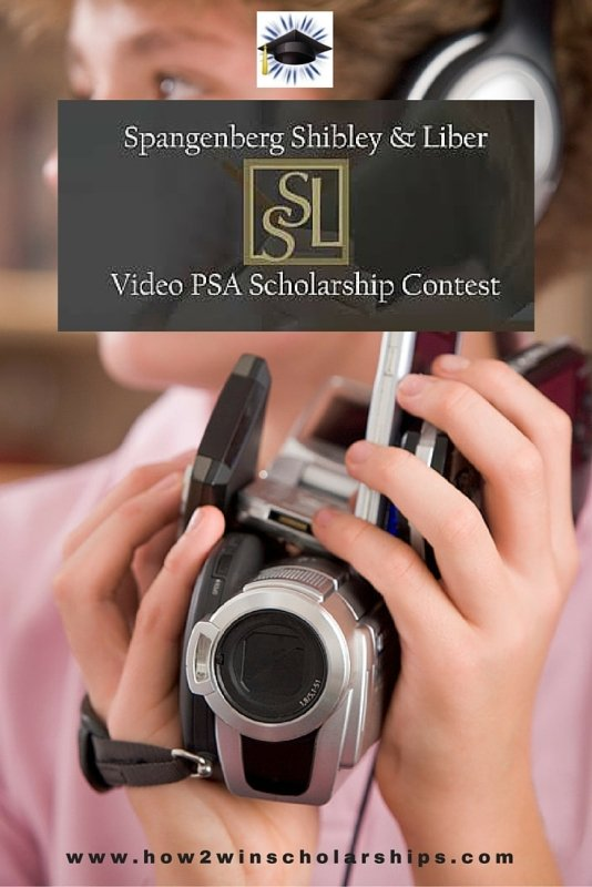 Video PSA College Scholarship Contest