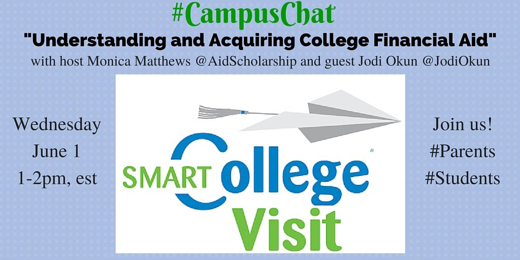 #CampusChat: Understanding and Acquiring College Financial Aid