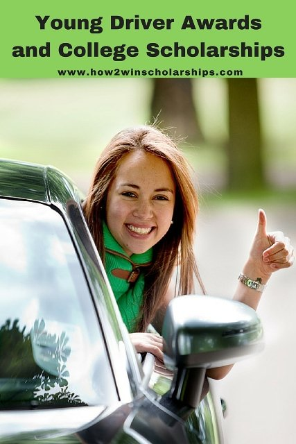 College Scholarships for Young Drivers #college #scholarships #ScholarshipMom
