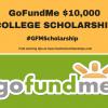 GoFundMe College Scholarship