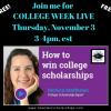 College Week Live Scholarship Webcast