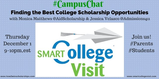 #CampusChat - Finding the Best College Scholarship Opportunities