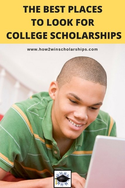 The Best Places to Look for College Scholarships