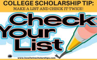 college scholarship 2 essay