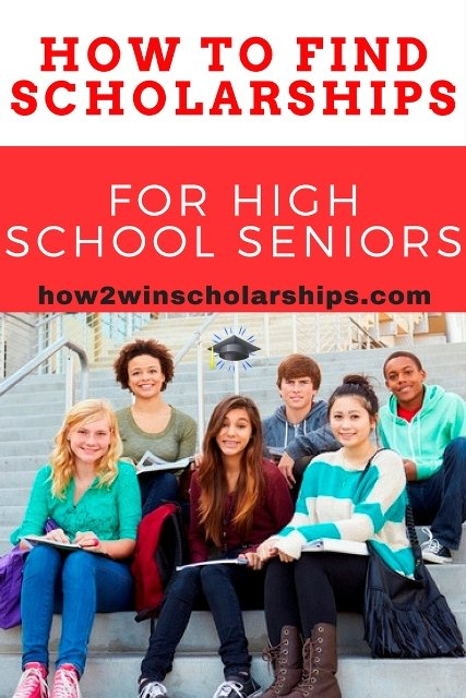 How to Find Scholarships for High School Seniors - And Other Students!