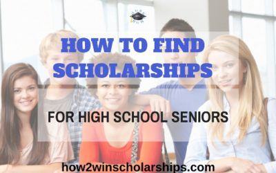 How to Find Scholarships for High School Seniors
