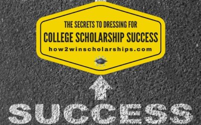 Secrets to Dressing for College Scholarship Success