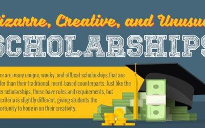 Bizarre, Creative and Unusual College Scholarships