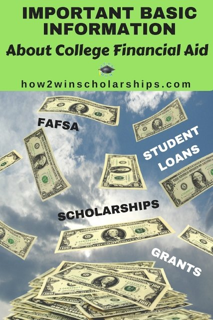 Important Basic Information About Student Financial Aid for College
