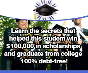 Win a College Scolarship