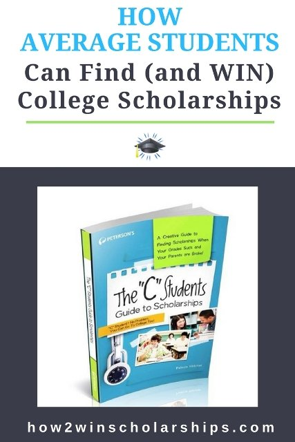How Average Students Can Find College Scholarships