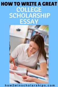 """how to start a college scholarship essay Learn how to write convincing and personal scholarship essays start collecting scholarships you can also continue searching by googling """"college."""