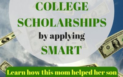 Apply S.M.A.R.T to Win More College Scholarships
