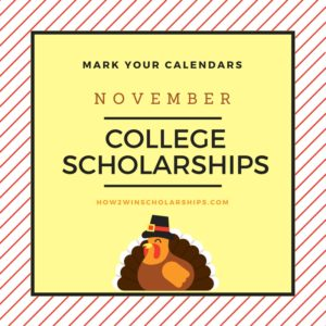 November College Scholarships