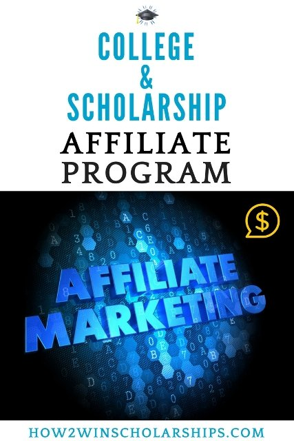 Looking for a scholarship affiliate program? How about a college affiliate program? Check out this great opportunity to make money and help students!